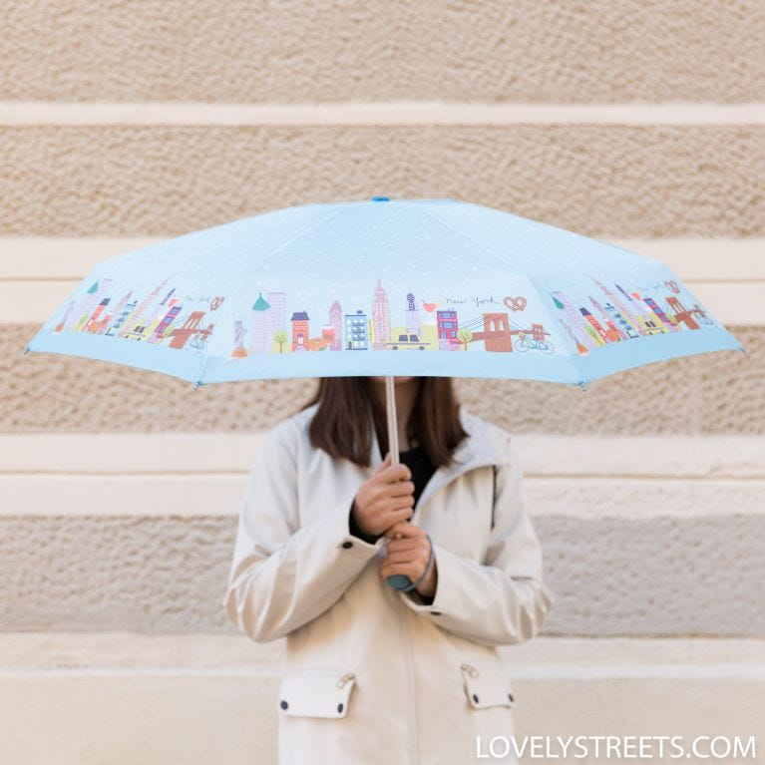Small umbrella Lovely Streets - New York