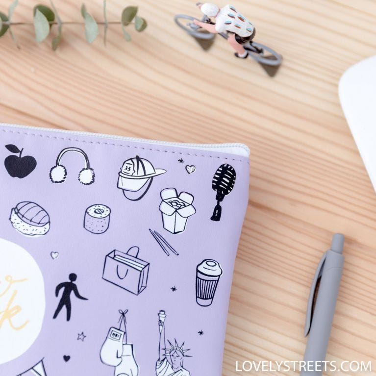 Carryall Lovely Streets - Sketch the world New ...