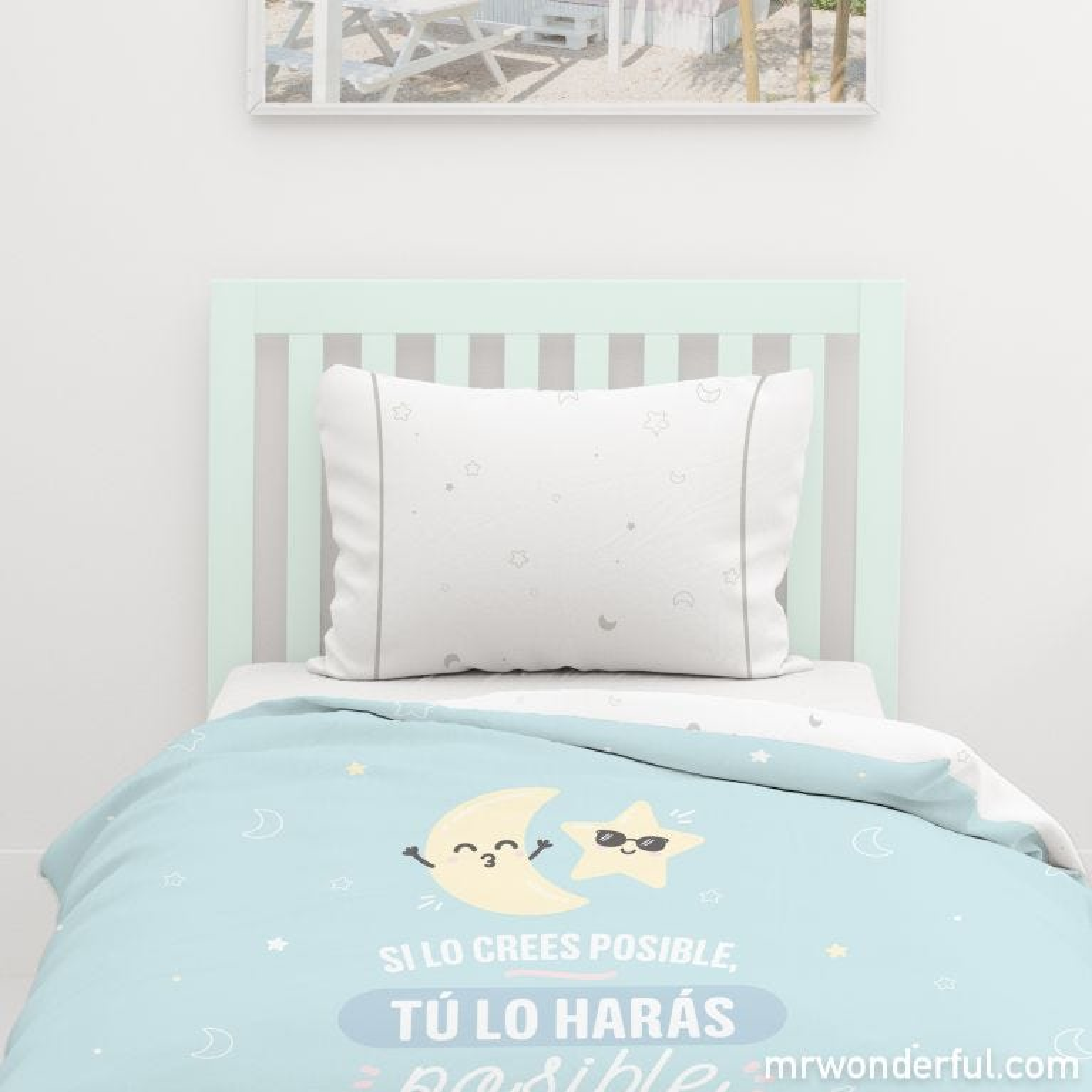 Funda nórdica cama de 90 - Siestas & Fiestas