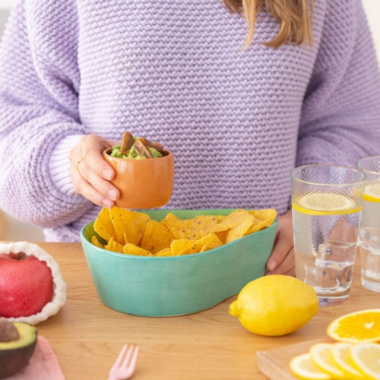 Snack bowl Mr. Wonderful x Balvi - Avocado