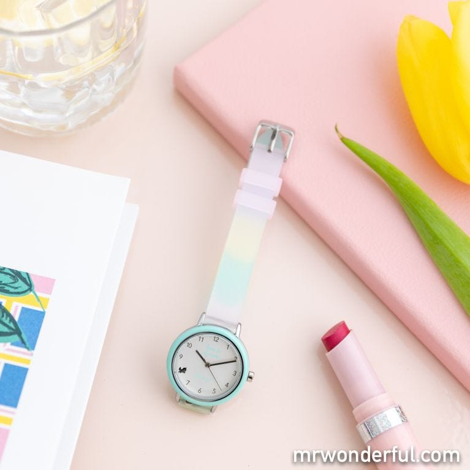 Reloj Rainbow - Have a wonderful time
