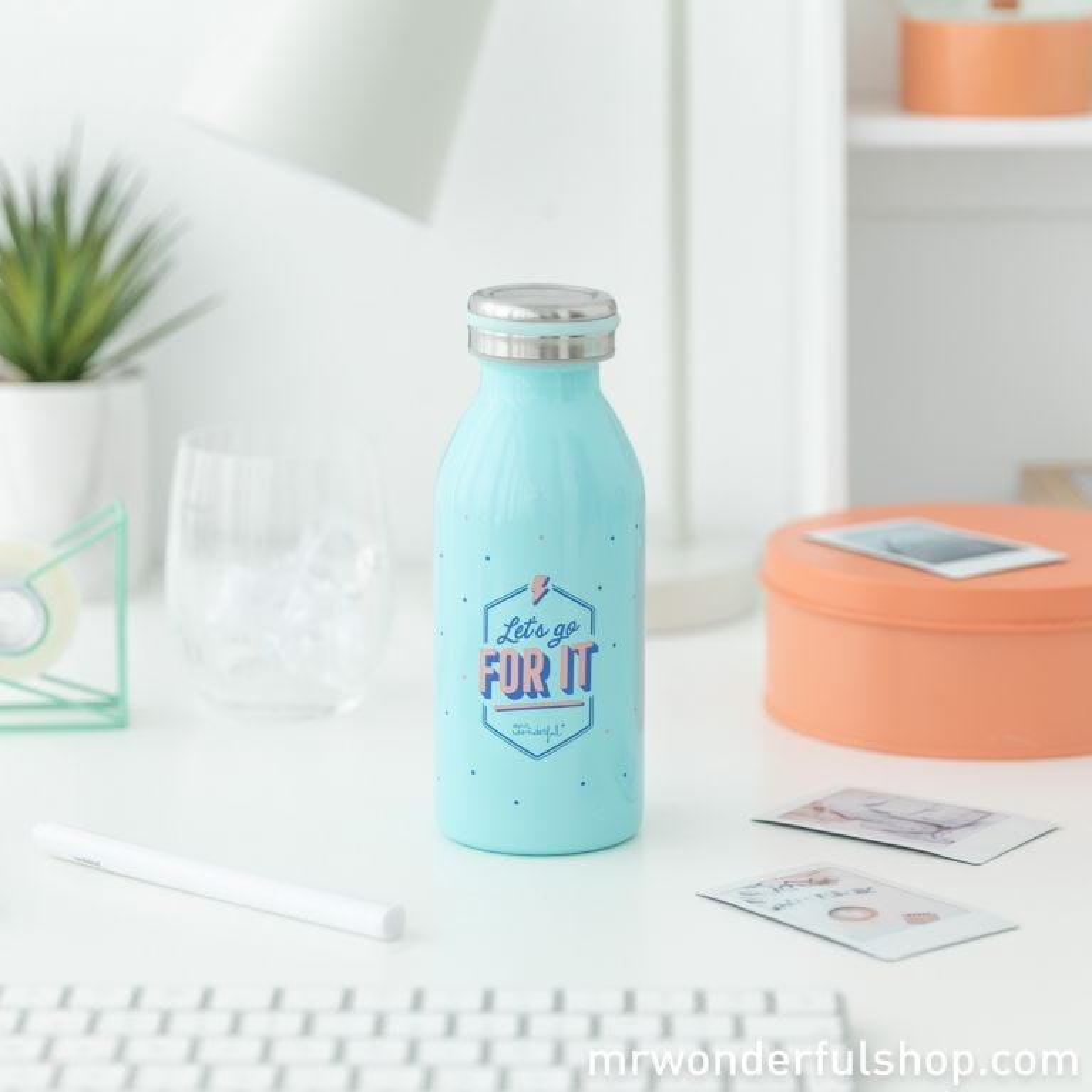 Bottle - Let's go for it