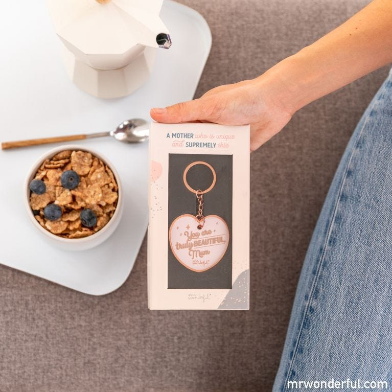 Keyring - You are truly beautiful, Mum