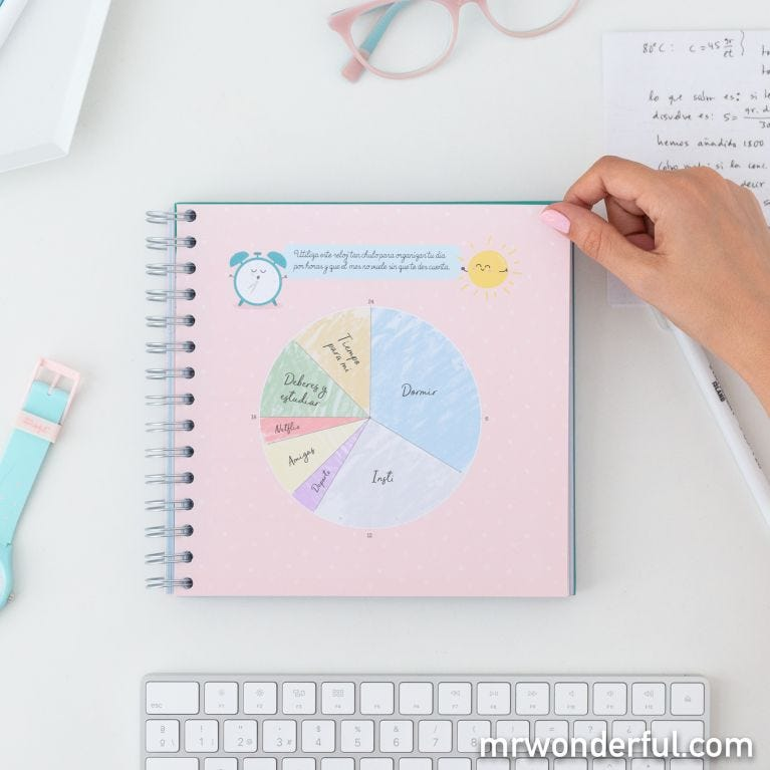 Planificador de estudio