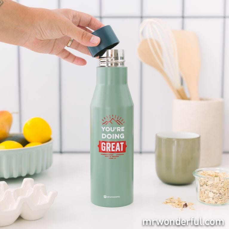 Bottle - You're doing great