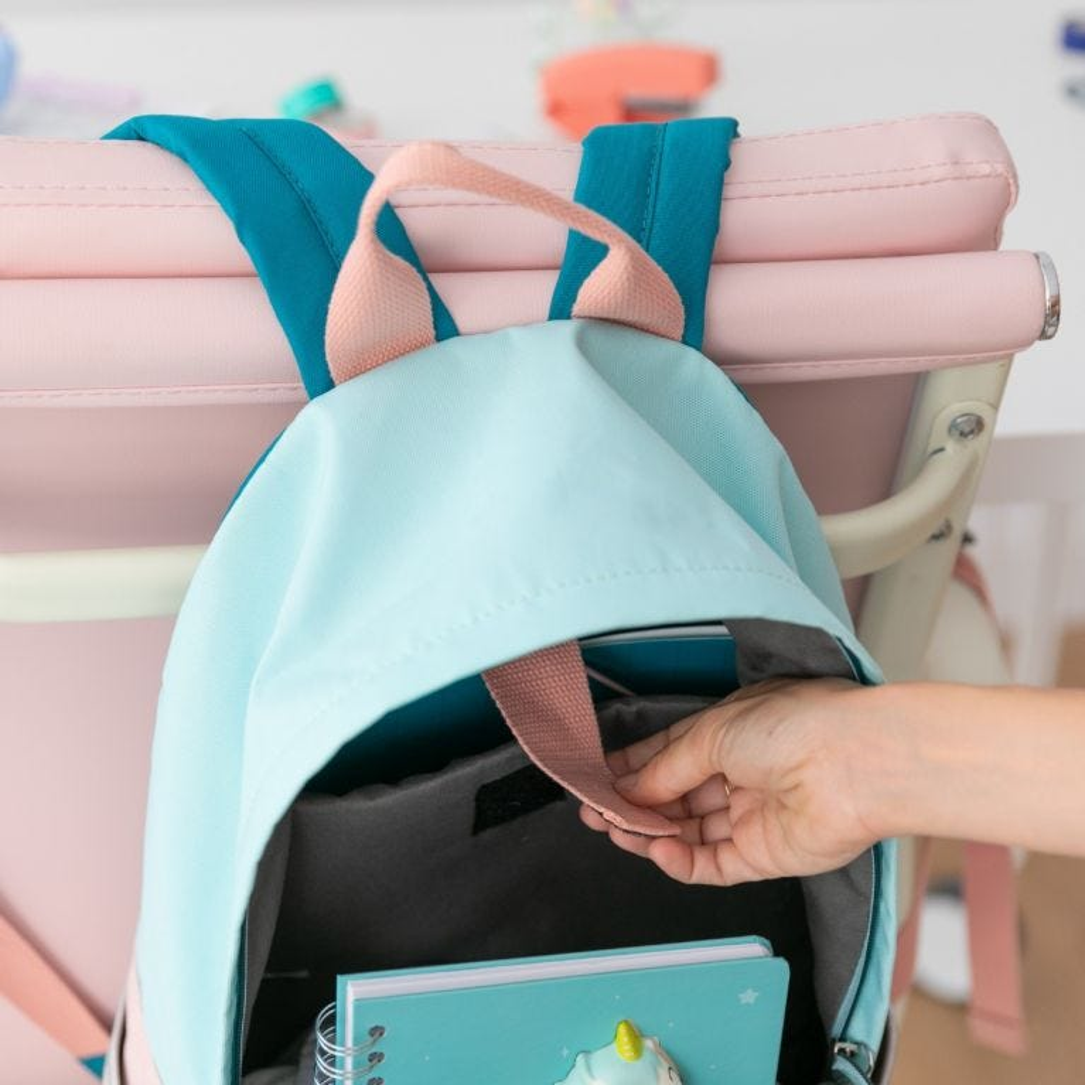 Backpack unicorn - You are fantastic