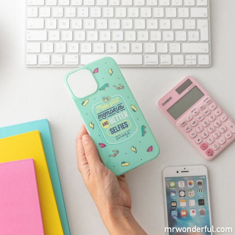 iPhone Pro Max MR phone case - Make good memories and better