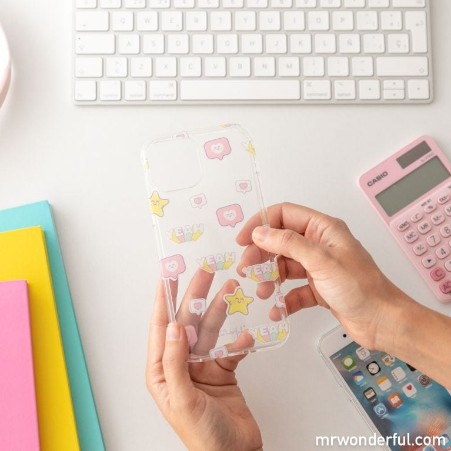 iPhone Pro Max MR phone case - Yeah!