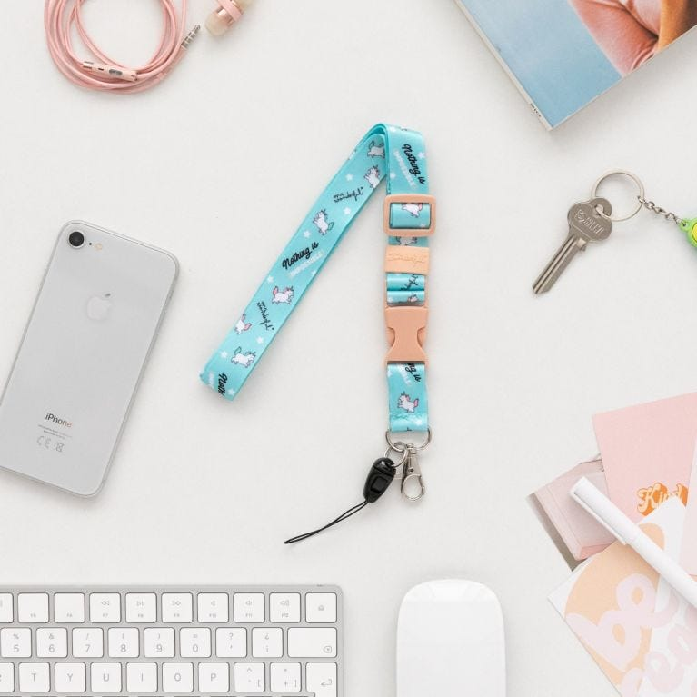 Phone lanyard neck strap - Nothing is impossible