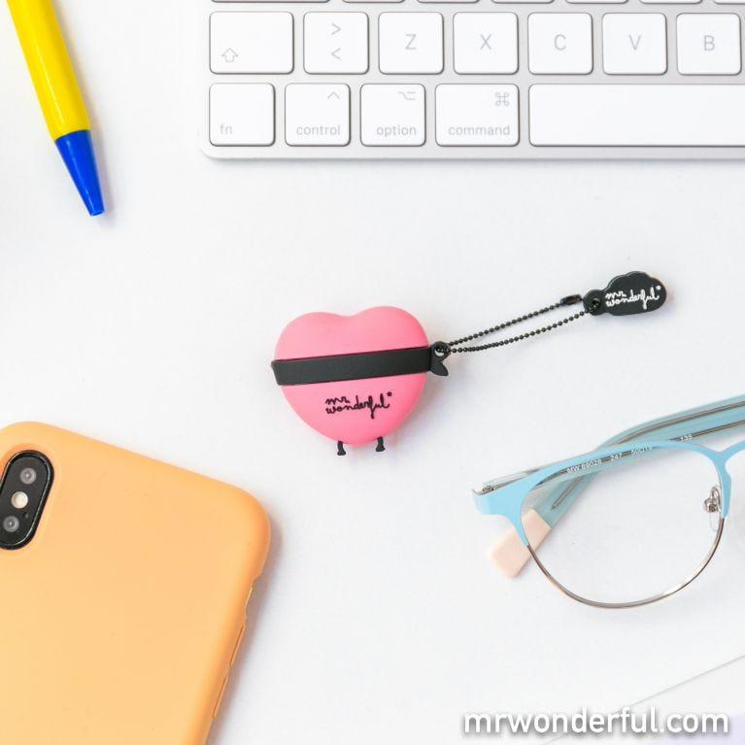 32 GB USB stick – Bandit heart