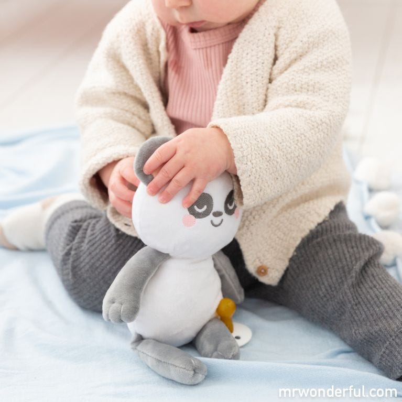 Saro Baby by Mr. Wonderful - Panda