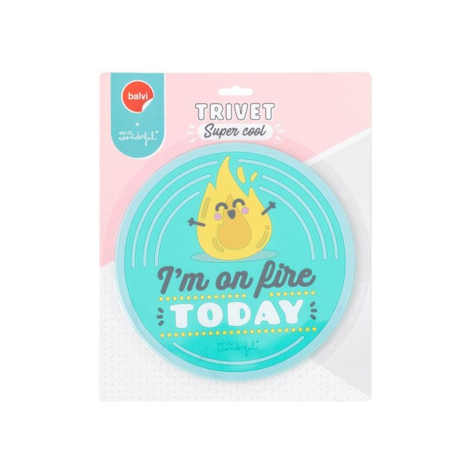 Trivet - I'm on fire today