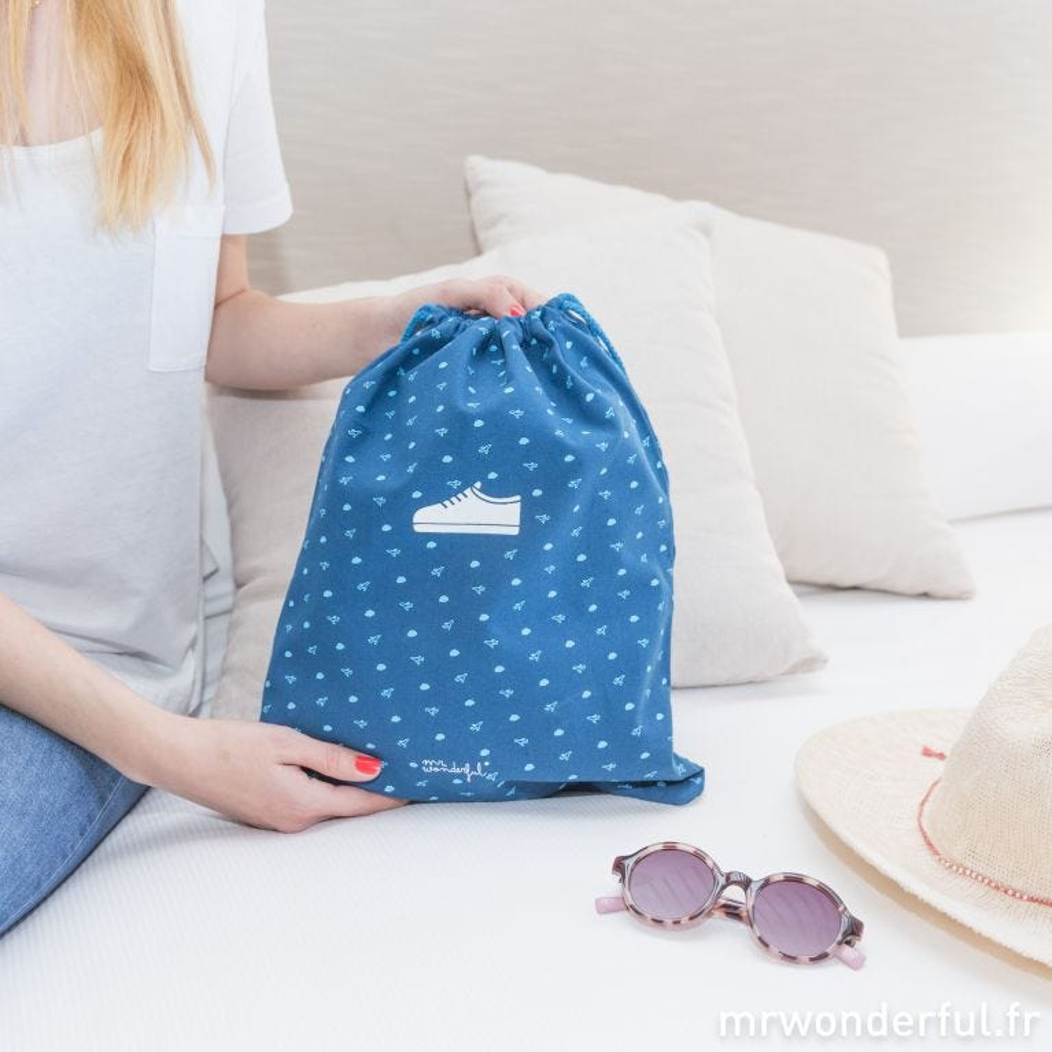 Trousse à petits sacs de voyage