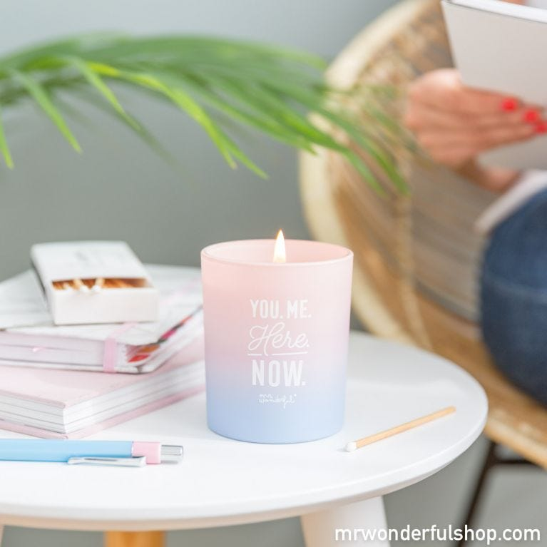 Candle - You. Me. Here. Now.