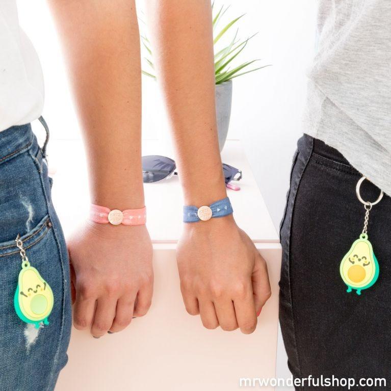 Bracelets - For friends with whom everything is be