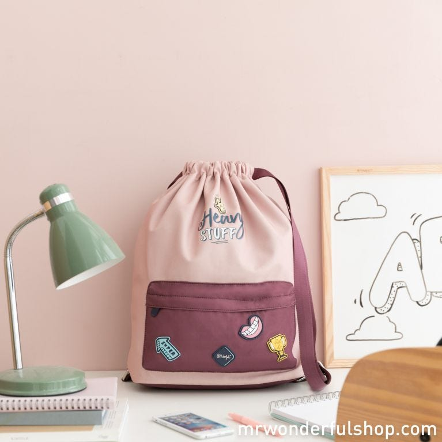 Sack bag - Heavy stuff