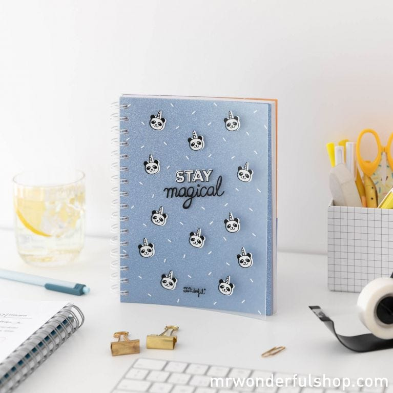 Small notebook - Stay magical
