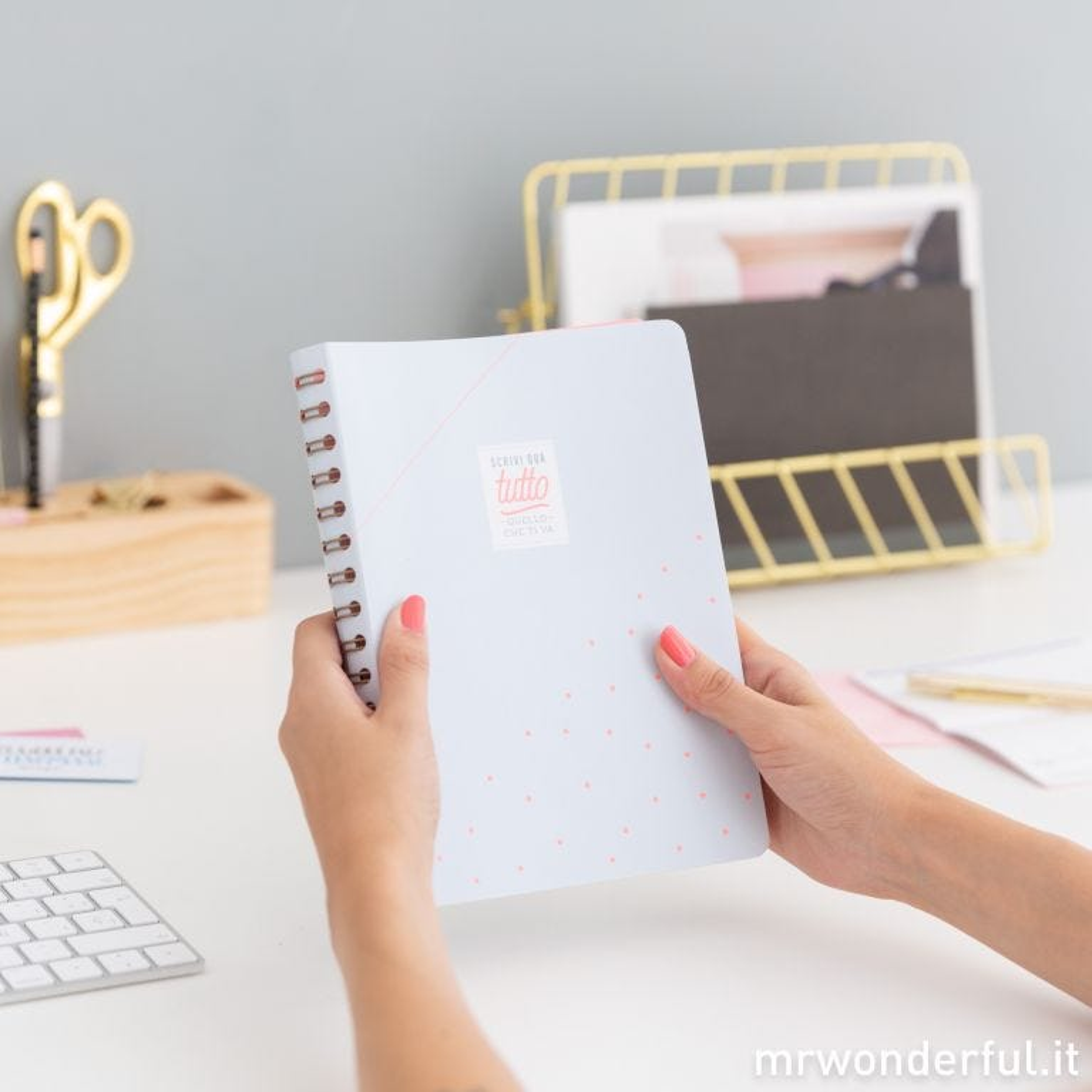 Quaderno con extra - Scrivi qua tutto quello che t i va