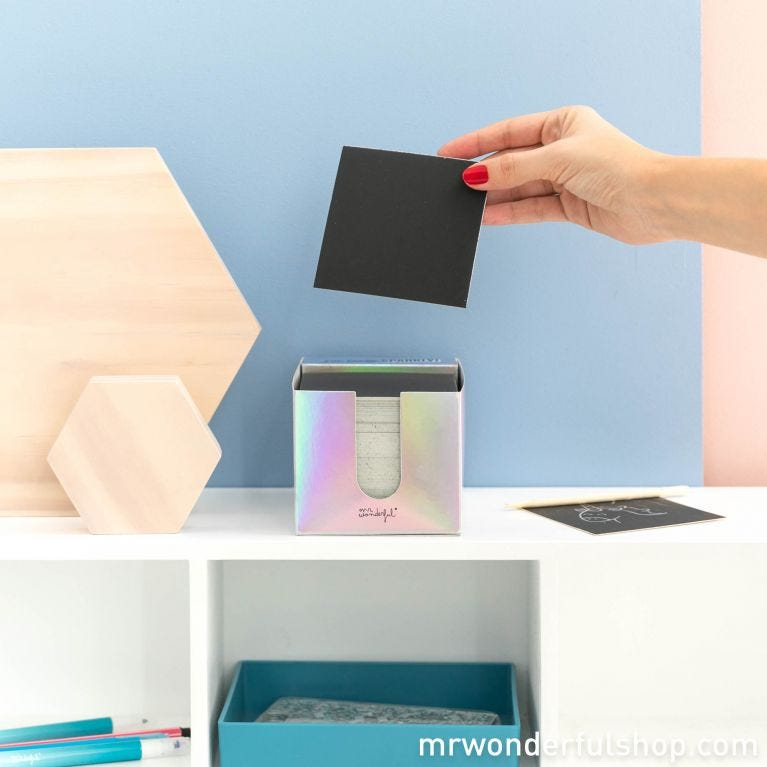 Holographic notepad - The Powerful Collection
