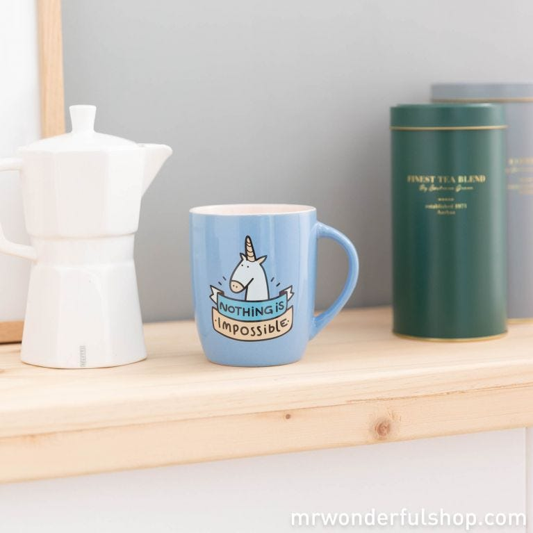 Caneca - Nothing is impossible