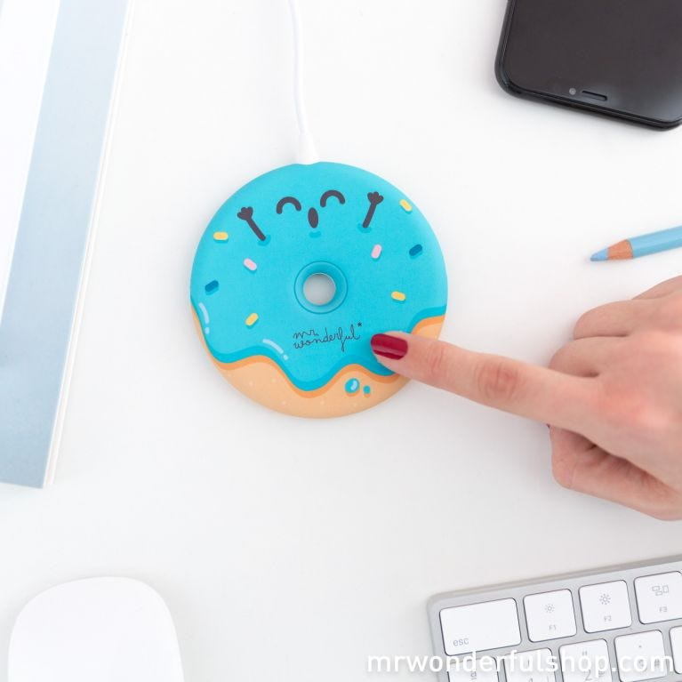 Wireless charger - Donut