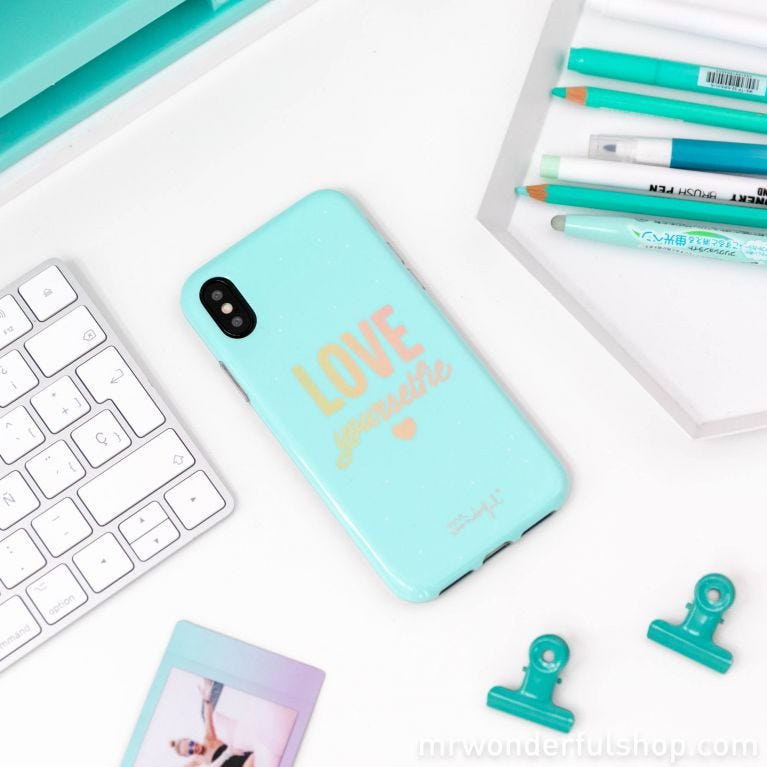 Carcasa iPhone X/XS - The Powerful Collection