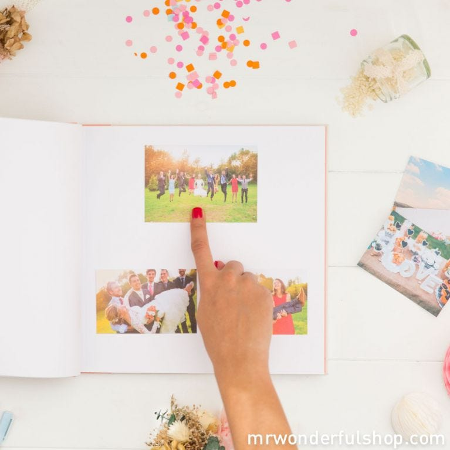 Our unofficial wedding album