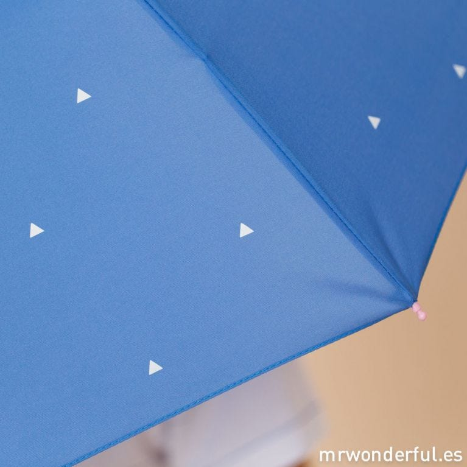 Paraguas mediano - Aunque caiga el diluvio universal, hoy será un día genial