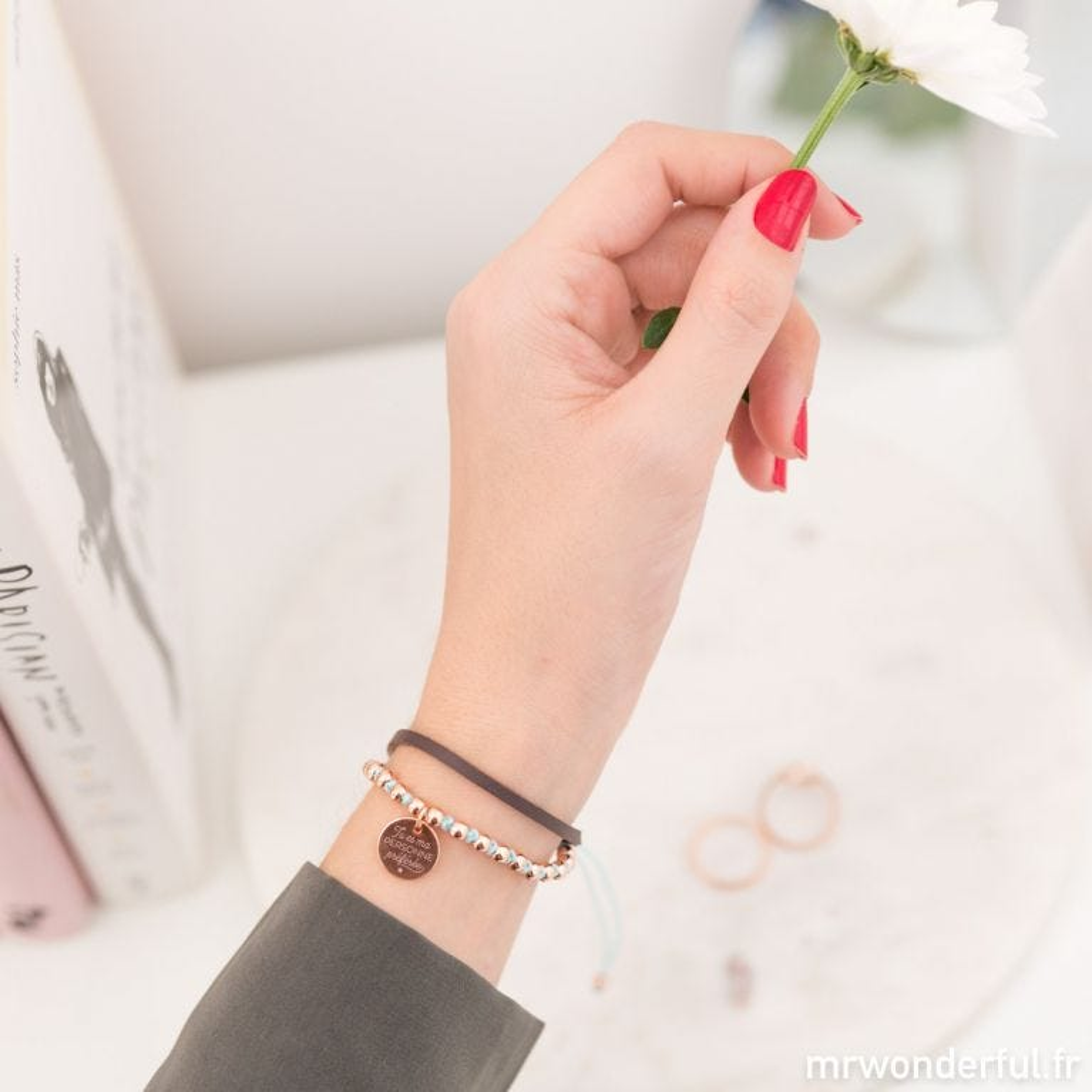 Bracelet - Tu es ma personne préférée (FR)