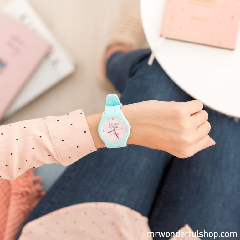 Montre - It's time to have fun